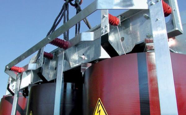 Переваги сухих силових трансформаторів